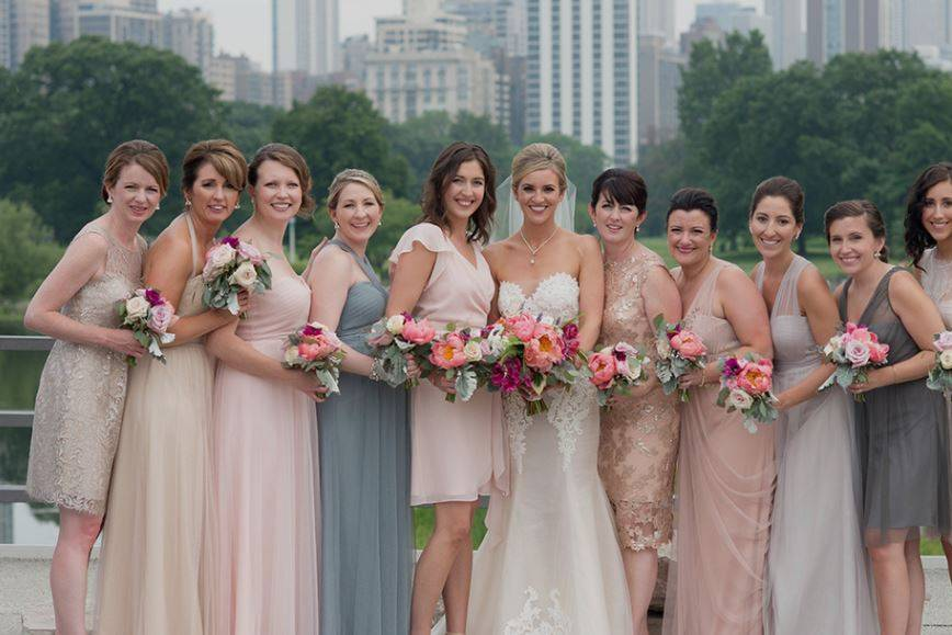 Tiffany's Vancouver Bridal