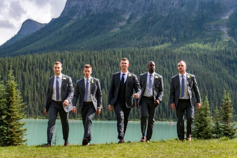 REIGN Suit Co